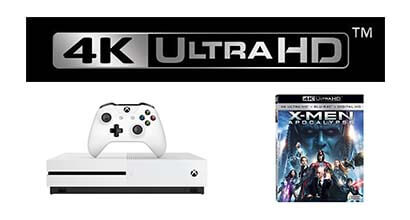 Review of Ultra HD 4K Bluray movies