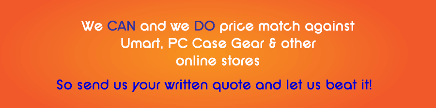 yes we price match against pc case gear